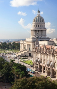 Capitolio in Havana