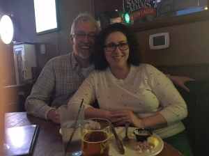 A little down time in Atlanta: Lloyd Berg, PhD, Annie Bradford, PhD