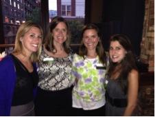 Chicago 2014 event: Jody Coppersmith, Joanna Buscemi, Kate Noth, Smriti Shivpuri