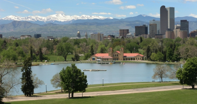 City Park in Denver
