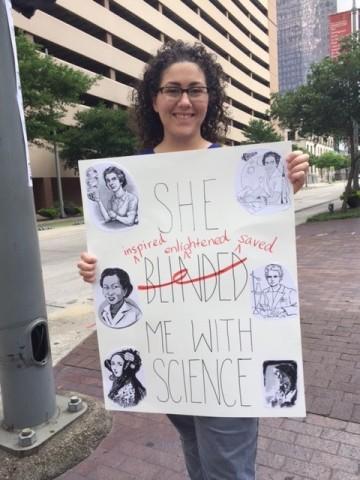 Andrea Bradford, PhD in Houston, TX