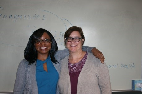 Oklahoma State University event; Sara Hills, campus representative