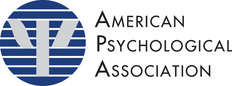 APA logo with words of American Psychological Association